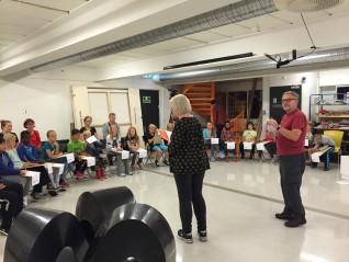 Kurs: Filosofiske samtaler som metodikk i kunstformidling