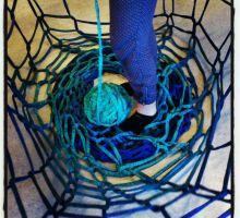 Human Knitting Machine
