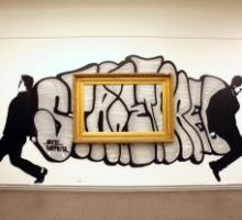 «Den stygge andungen – Frå gate til galleri»