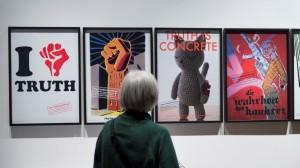Debatten følger opp problemstillinger fra utstillingen «I Nasjonalmuseets blindsone» Foto: Nasjonalmuseet