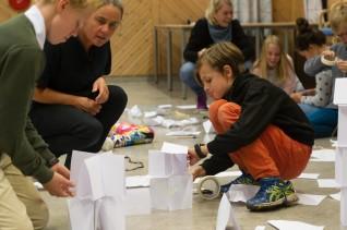 workshop med Lena Søeborg
