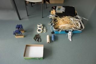 materialer til workshop