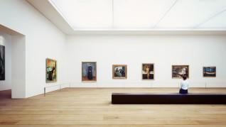 Munchrommet i det nye nasjonalmuseet