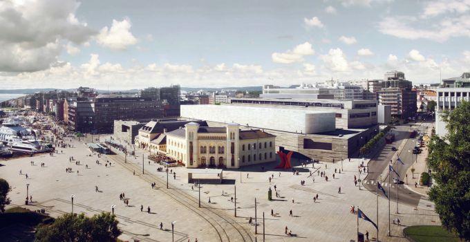 Foredrag: Hvorfor bruker Norge 5 milliarder kroner på ett museum?